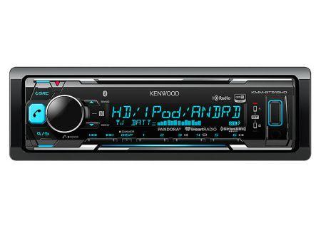 Kenwood - KMM-BT515HD - Car Stereos - Single DIN
