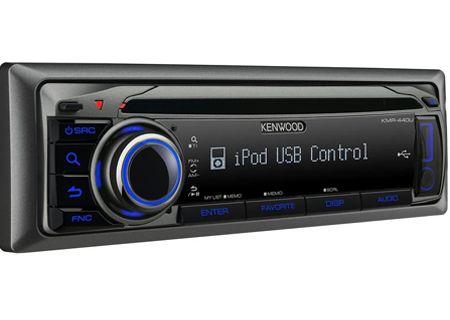 Kenwood - KMR-440U - Marine Radio