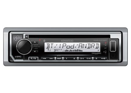 Kenwood - KMR-D372BT - Marine Radio
