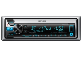 Kenwood - KMR-D558BT - Marine Radio