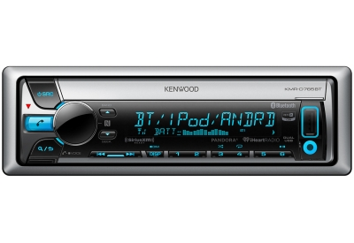 Kenwood - KMR-D765BT - Marine Radio