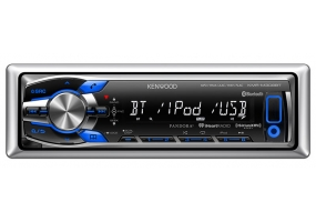 Kenwood - KMR-M308BT - Marine Radio