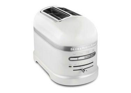 KitchenAid Pro-line Series White Toaster - KMT2203FP