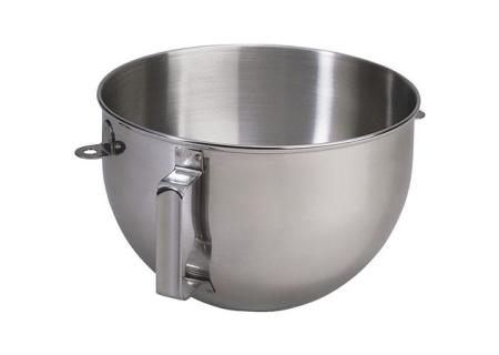 KitchenAid Stainless Steel 5-Quart Mixer Bowl - KN25WPBH