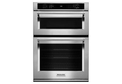 kitchenaid 30 stainless combination oven koce500ess. Black Bedroom Furniture Sets. Home Design Ideas