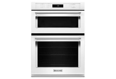 KitchenAid - KOCE500EWH - Microwave Combination Ovens