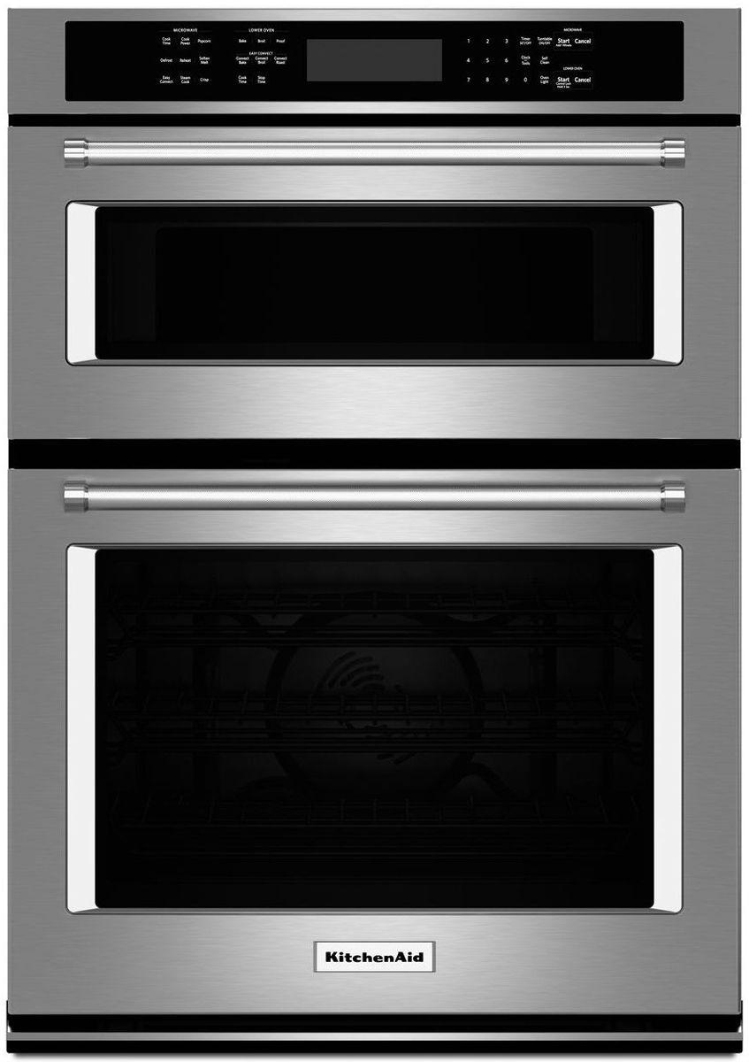Kitchenaid Koce507ess Microwave Combination Ovens