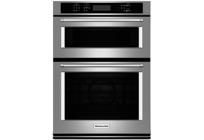 KitchenAid - KOCE507ESS - Microwave Combination Ovens