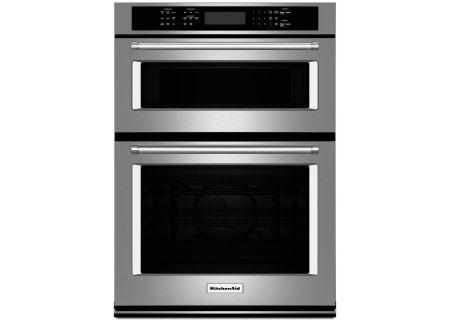 KitchenAid - KOCE507ESS - Microwave Combination Ovens