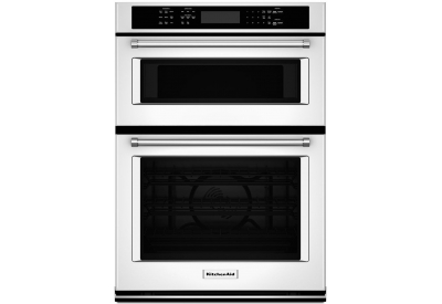 KitchenAid - KOCE507EWH - Microwave Combination Ovens
