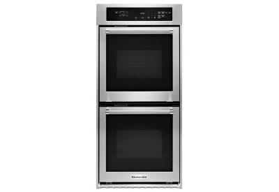 KitchenAid - KODC304ESS - Double Wall Ovens
