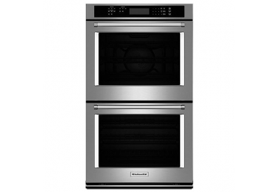 KitchenAid - KODE307ESS - Double Wall Ovens