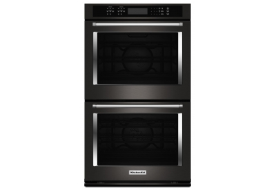 KitchenAid - KODE500EBS - Double Wall Ovens