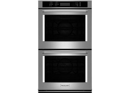 KitchenAid - KODE500ESS - Double Wall Ovens