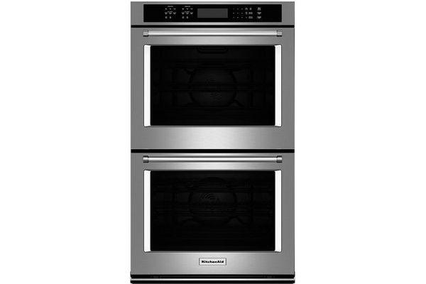 Kitchenaid 30 Double Wall Oven