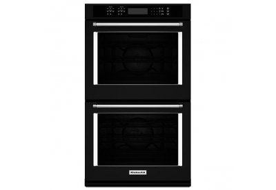 KitchenAid - KODE507EBL - Double Wall Ovens