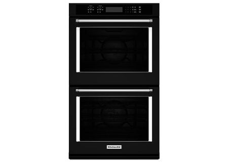 KitchenAid - KODE507EBL - Double Wall Ovens