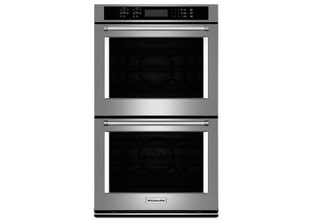 KitchenAid - KODE507ESS - Double Wall Ovens