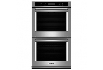 KitchenAid - KODT107ESS - Double Wall Ovens