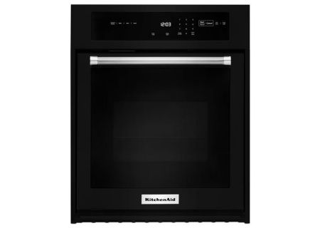 KitchenAid - KOSE500EBL - Single Wall Ovens