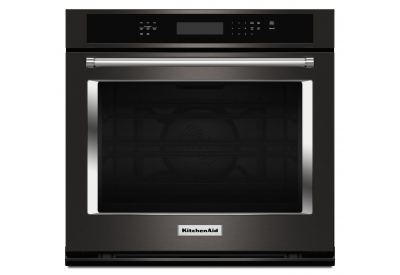 KitchenAid - KOSE500EBS - Single Wall Ovens