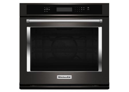 KitchenAid - KOSE500EBS - Single Wall Ovens