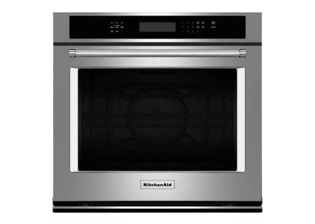 KitchenAid - KOSE507ESS - Single Wall Ovens