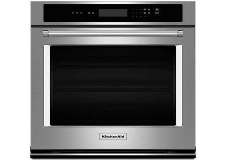 KitchenAid - KOST107ESS - Single Wall Ovens