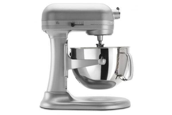 KitchenAid Stand Mixer In Nickel Pearl - KP26M1XNP