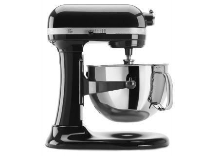 KitchenAid Black Bowl-Lift Stand Mixer - KP26M1XOB