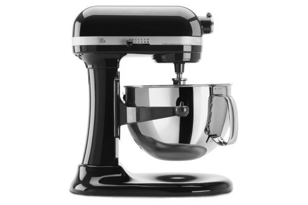 KitchenAid Black Bowl-Lift Stand Mixer - KP26M1XOB