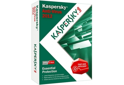 Kaspersky - KPCD6010BWI - Software
