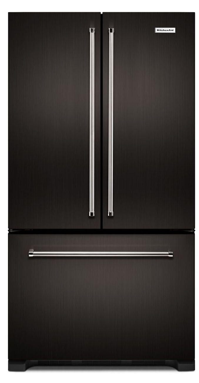 KitchenAid French Door Refrigerator - KRFC302EBSS