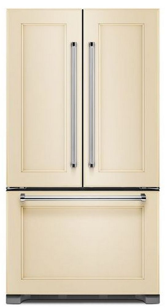 Kitchenaid Overlay French Door Refrigerator Krfc302epa
