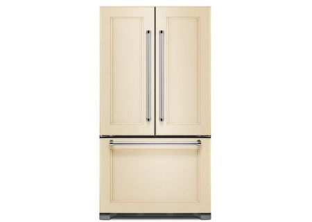 KitchenAid Panel Ready Counter Depth French Door Refrigerator - KRFC302EPA