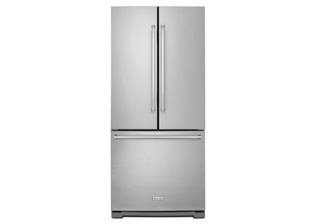 KitchenAid - KRFF300ESS - French Door Refrigerators