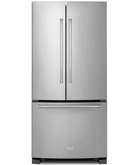 Kitchenaid French Door Refrigerator Krff302ess