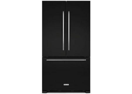 KitchenAid - KRFF305EBL - French Door Refrigerators