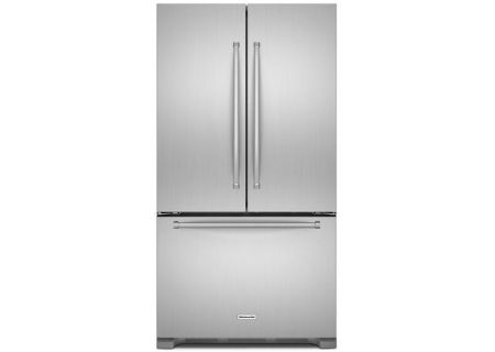 KitchenAid - KRFF305ESS - French Door Refrigerators