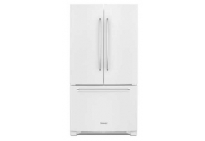 KitchenAid - KRFF305EWH - French Door Refrigerators