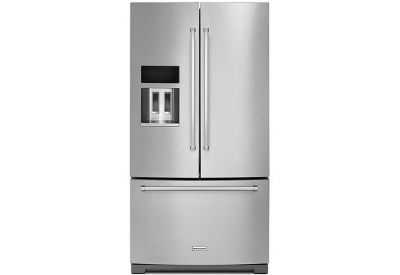 KitchenAid - KRFF707ESS - French Door Refrigerators