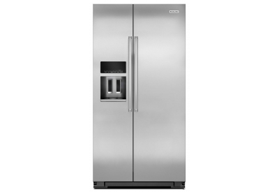 KitchenAid - KRSC503ESS - Side-by-Side Refrigerators