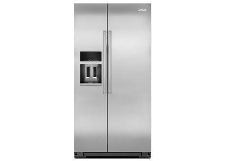 KitchenAid - KRSC503ESS - Side-by-Side Refrigerators