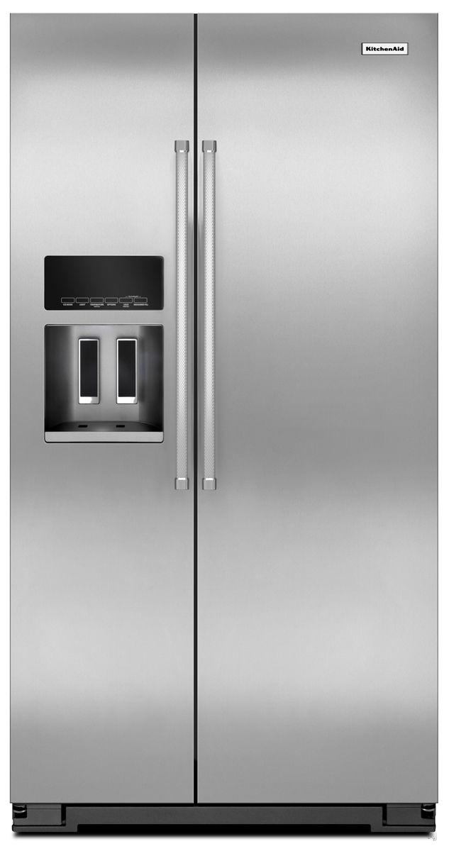 Kitchenaid Side By Side Refrigerator Krsf505ess
