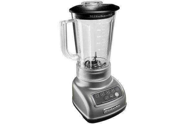 KitchenAid Silver 5-Speed Classic Blender - KSB1570SL