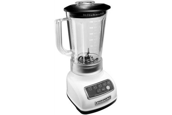 KitchenAid White 5-Speed Classic Blender - KSB1570WH
