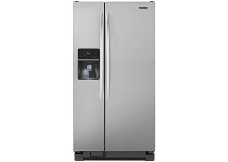 KitchenAid - KSF22C4CYY - Side-by-Side Refrigerators