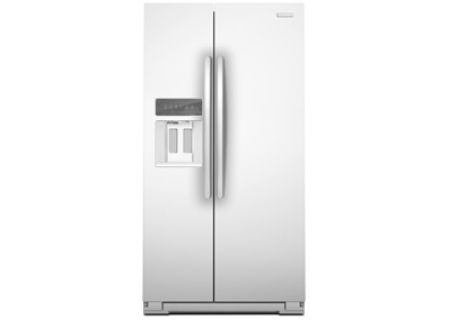 KitchenAid - KSF26C4XYW - Side-by-Side Refrigerators