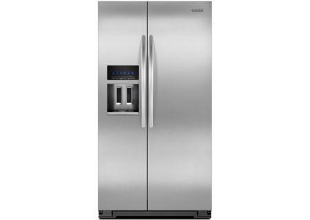 KitchenAid - KSF26C6XYY - Side-by-Side Refrigerators