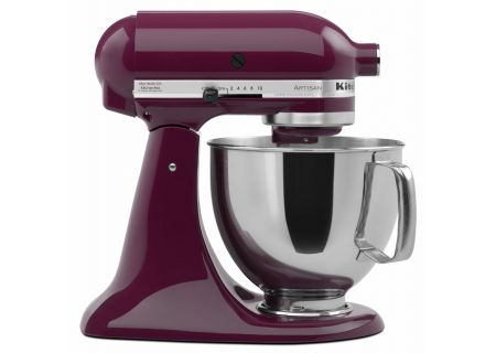 KitchenAid Artisan Boysenberry Stand Mixer - KSM150PSBY